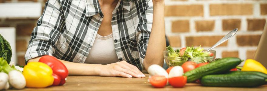 Causes du manque d'appétit